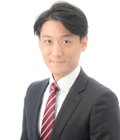 代表者の顔写真